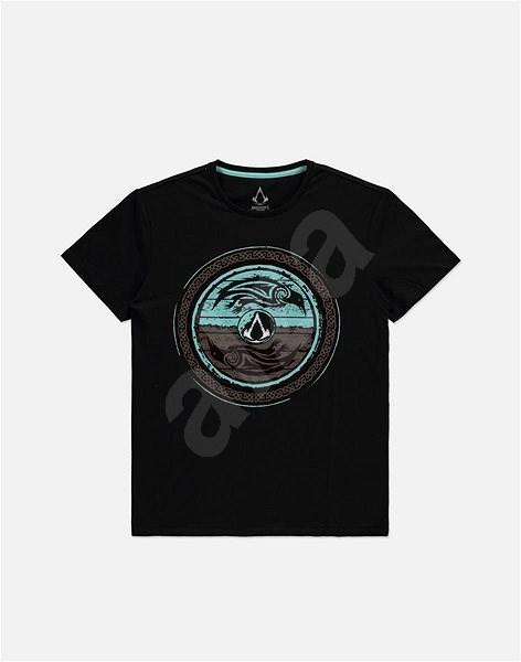 Assassins Creed Valhalla - Shield - T-Shirt - L - T-Shirt