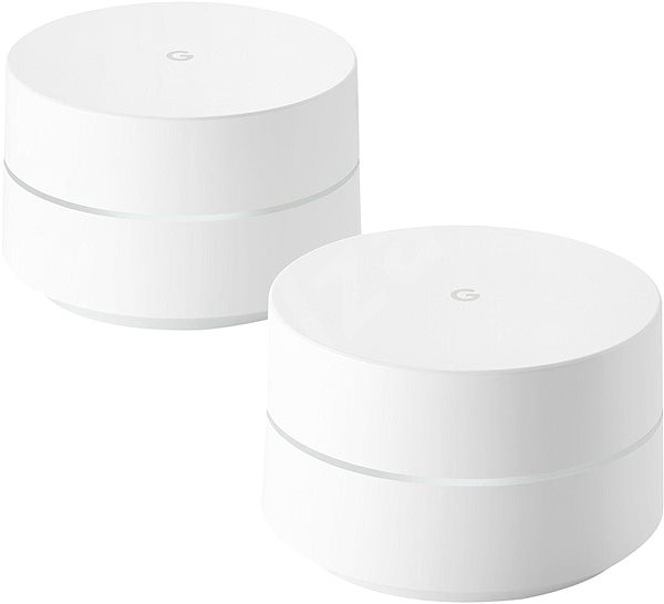 Google Wifi double pack - WLAN Router