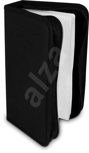 COVER IT for 96pcs - NYLON - black - CD/DVD-Hülle