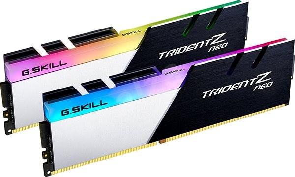 G.SKILL 32GB KIT DDR4 3600MHz CL16 Trident Z RGB Neo for Ryzen 3000 - Arbeitsspeicher