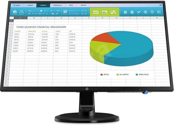 """23.8"""" HP N246v - LED Monitor"""