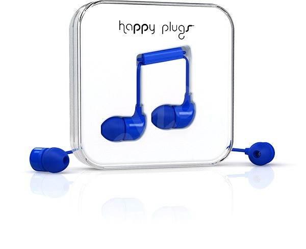 Happy Plugs In-Ohr-Cobalt - Kopfhörer