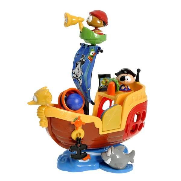 Shelcore Pirate Ship -