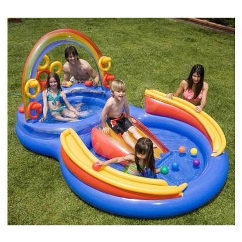 Spielen Zentrum Duha - Aufblasbarer Pool