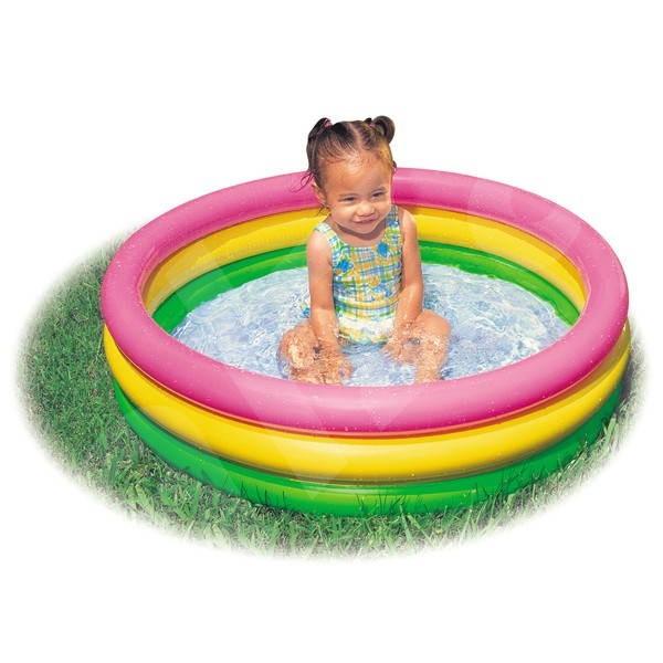 Tříkruhový Pool - Aufblasbarer Pool