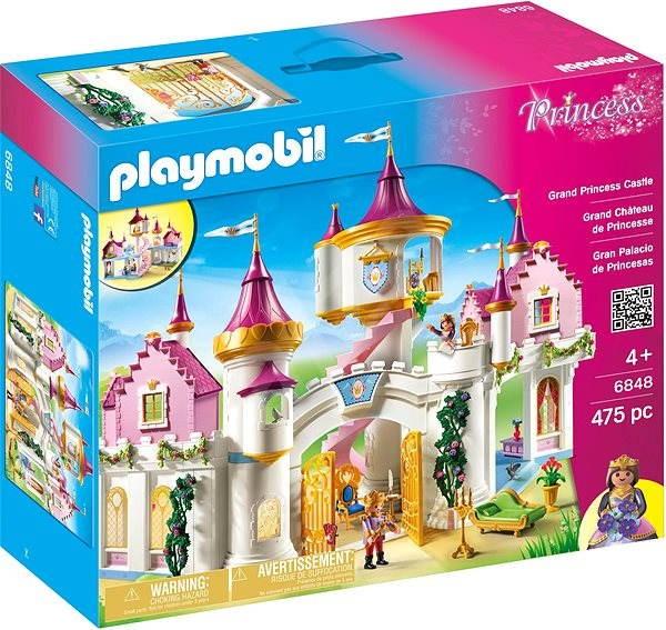 PLAYMOBIL® 6848 Prinzessinen-Schloss - Baukasten | Alza.de