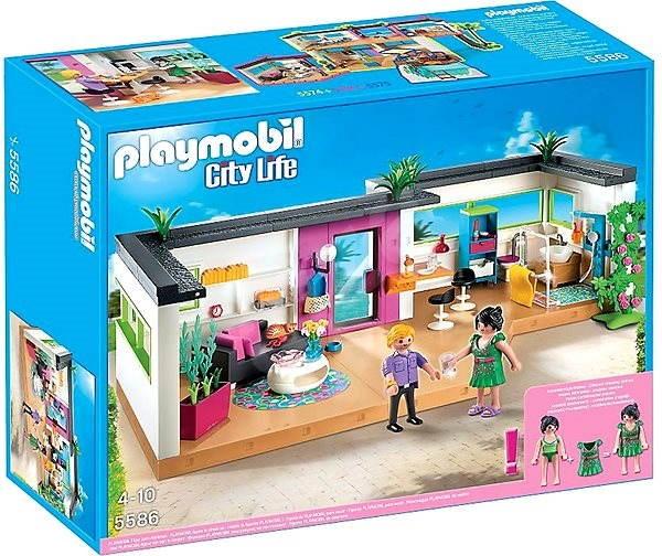PLAYMOBIL® 5586 Appartement für Gäste - Baukasten | Alza.de