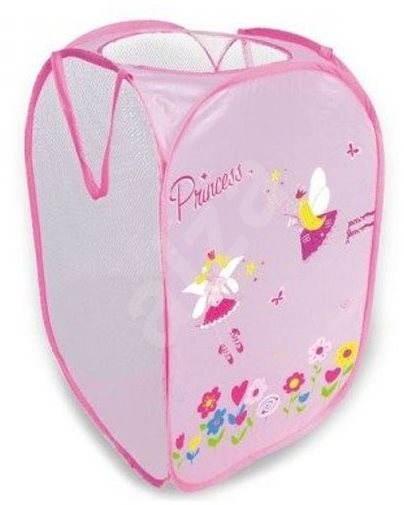 Sammel Korb für Spielzeug für Mädchen - Prinzessin - Deko fürs ...