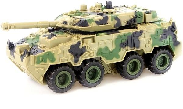 Panzer batteriebetrieben mit Lichteffekten - Spielzeug