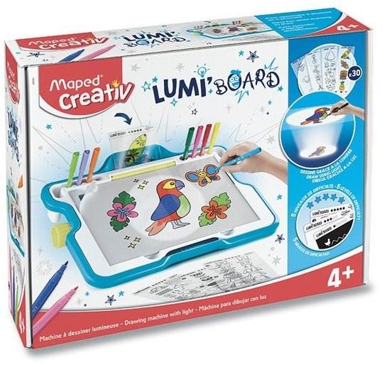 Maped Lumi Board Set - Leuchttafel - Kreativset
