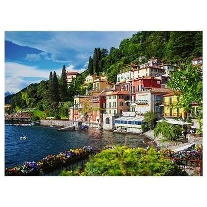 Ravensburger 147564 Comer See, Italien 500 Puzzleteile - Puzzle
