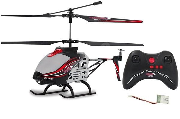 Jamara Floater Heli Altitude 2,4GHz 3,5 Channel - Hubschrauber mit Fernsteuerung