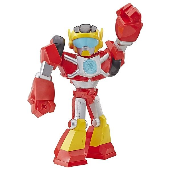 Transformers Mega Mighties Hot Shot Figur - Autorobot