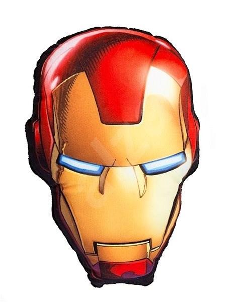 Avengers 3D Kissen Ironman - Deko fürs Kinderzimmer | Alza.de