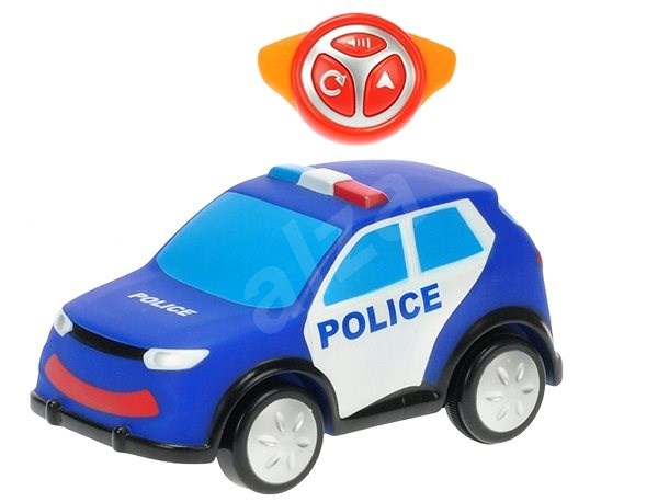 Polizei - RC-Modellauto