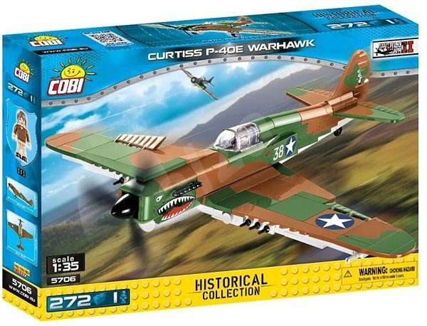 Cobi Curtiss P-40E Warhawk - Bausatz