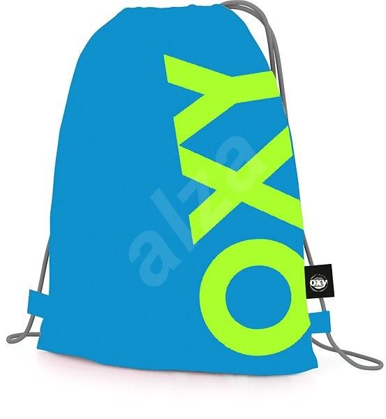 01f40608a0751 Karton P+P Oxy Neon Blau Turnbeutel - Beutel