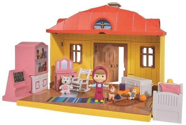 Masha and the Bear - Bear's Home - Puppenhaus