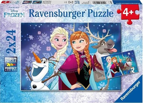 Ravensburger 90747 Disney Eiskönigreich - Puzzle