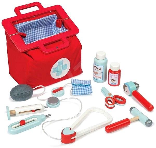 Le Toy Van Doktor Tasche mit Zubehör - Spielset