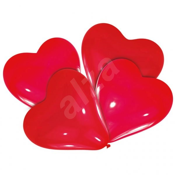 Amscan Herz-Luftbalons - Ballons