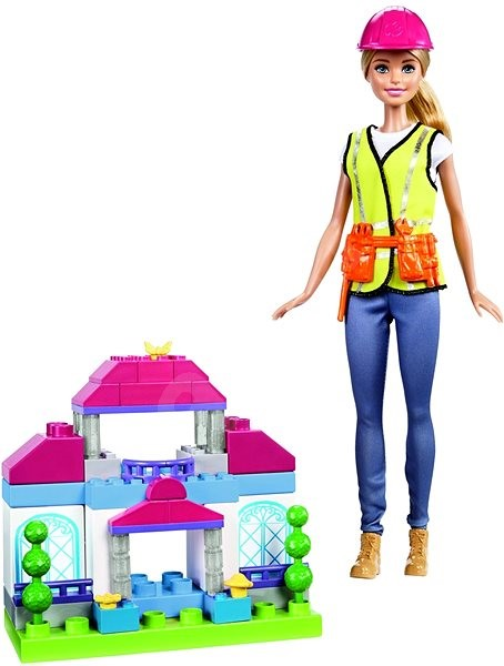 Spielset Mattel Barbie Playing Set - Puppe