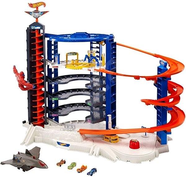 Hot Wheels Super Ultimative Mega Garage Spielset Alzade
