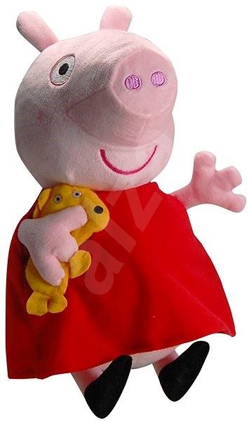 Peppa Wutz - Plüsch-Peppa mit einem Freund 35,5cm - Stoffspielzeug