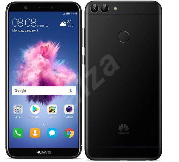 Huawei P Smart Black Handy Alzade