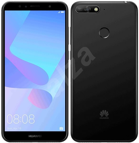 HUAWEI Y6 Prime (2018) schwarz - Handy