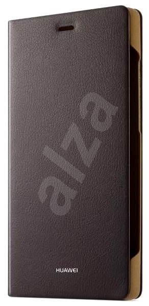 HUAWEI Folio-Abdeckung Brown für P8 - Hülle