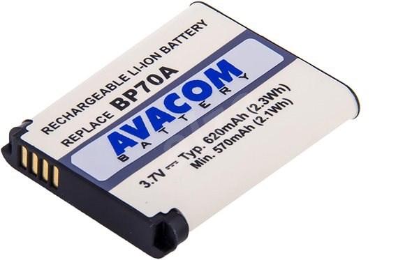 AVACOM für Samsung BP-70A Li-Ion 3.7V 620mAh 2.3Wh - Kamera Batterien