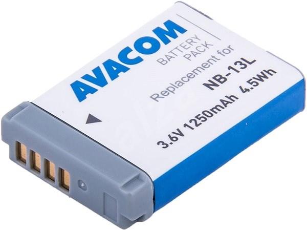 AVACOM für Canon NB-13L Li-Ion 3.6V 1250mAh 4.5Wh AVA - Kamera Batterien