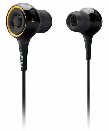 Philips SHE6000 black - Headphones