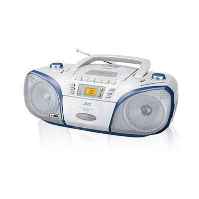 JVC RC-EZ57W - Radio Recorder