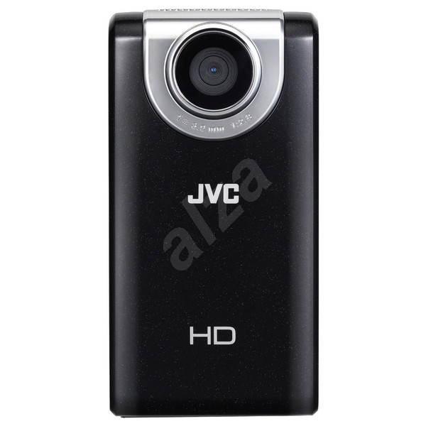 JVC GC-FM2AEU black - Digital Camcorder