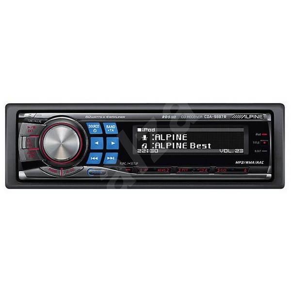 ALPINE CDA-9887R - Autoradio