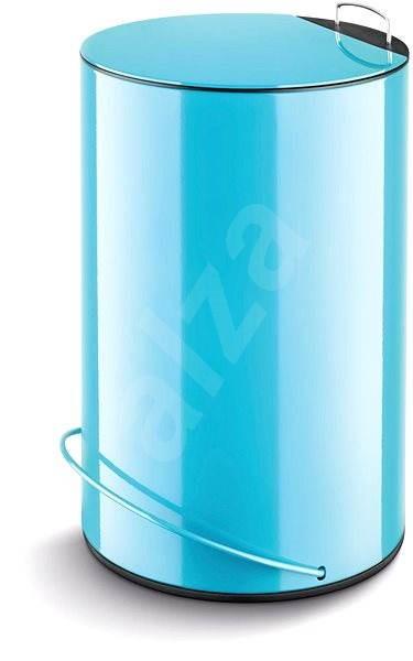 Lamart Abfallbehälter 13 Liter Blau Staub LT8011 - Abfalleimer