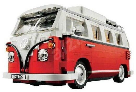 LEGO Creator 10220 Volkswagen T1 Campingbus - LEGO-Bausatz