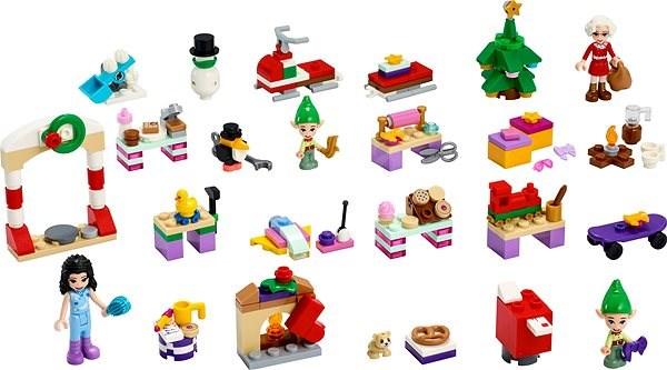 LEGO Friends 41420 LEGO® Friends Adventskalender - LEGO-Bausatz