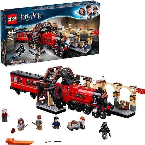 LEGO Harry Potter 75955 Hogwarts Express - Baukasten