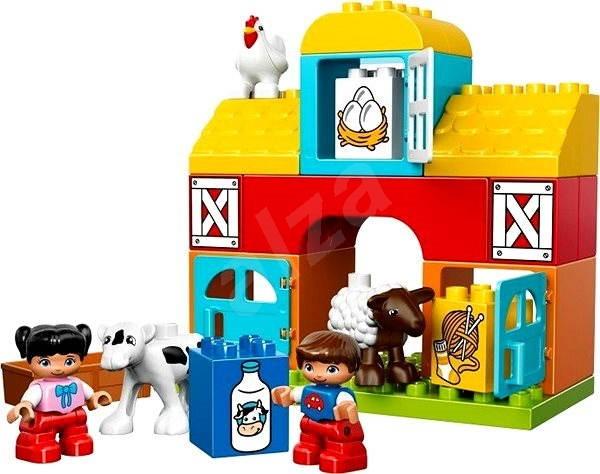 LEGO Duplo 10617 Mein erster Bauernhof Baukasten  