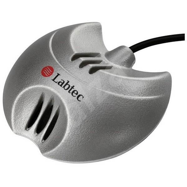 Labtec Desktop Monitor Microphone 333 stříbrný - Microphone