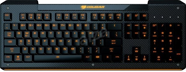 Cougar AURORA US - Gaming-Tastatur