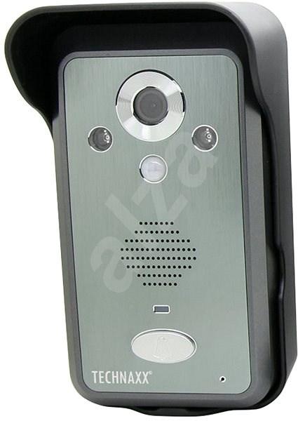 Technaxx Zubehör Wireless-Kamera für den TX-59 - Klingel ...