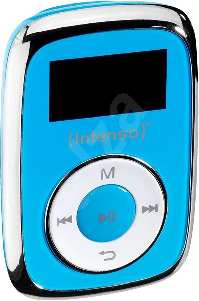 INTENSO MUSIC MOVER 8GB Blau