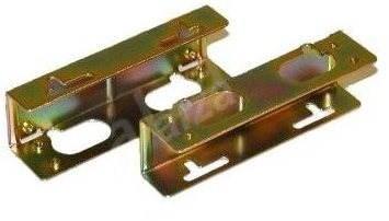 """ROLINE 2,5"""" (v 3,5"""" Position) Metall, Paar - Adapter"""