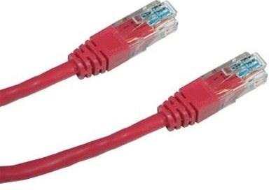 Datacom CAT5E UTP rot 5m - Netzkabel