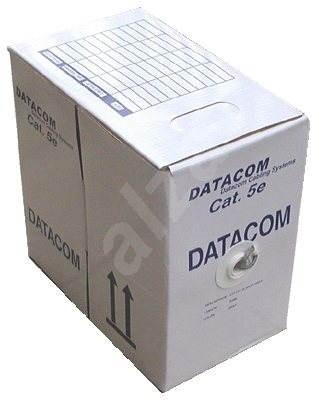 Datacom, Draht, CAT5 UTP, LSOH, 305 Meter, Box - Netzkabel