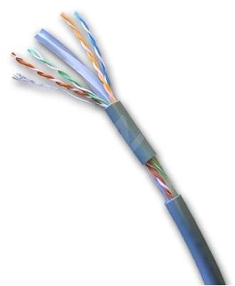Datacom, zusammengedreht, CAT6, UTP, 50 m - Netzkabel